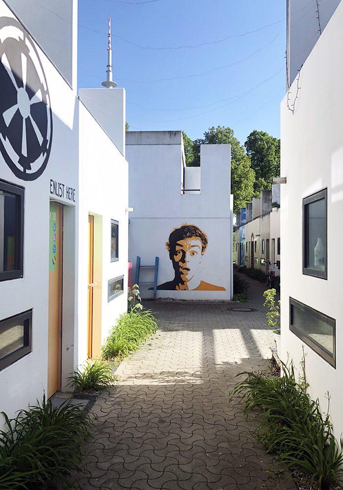 1971 als Experiment geplant - heute die größte Tiny-House-Siedlung Deutschlands
