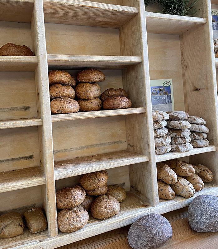 Unvergleichlich lecker: Ultener Brot.
