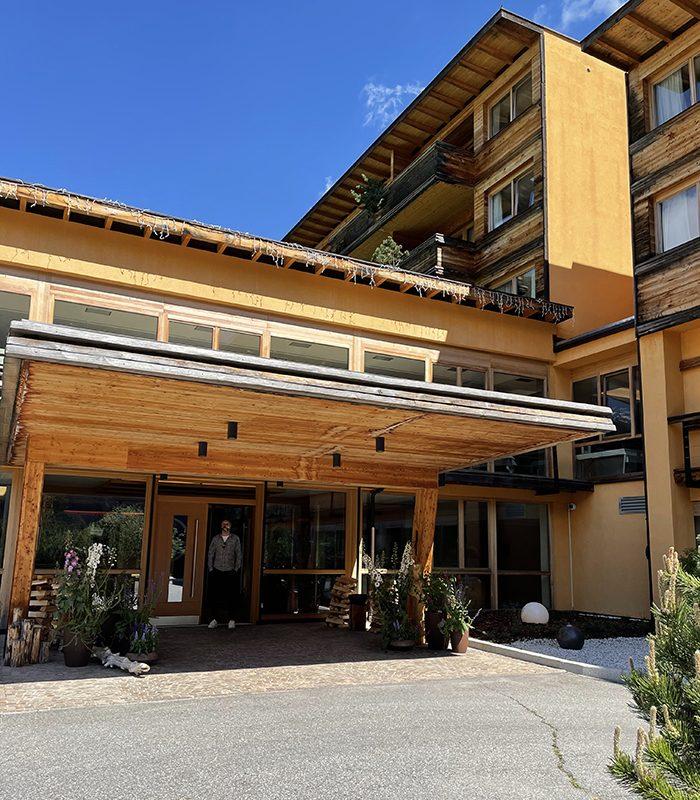 Im Einklang mit der Natur - das Arosea in Südtirol