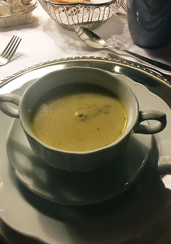 hatte ich schon erwähnt, dass ich Suppen LIEBE?