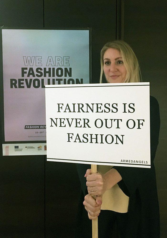 ...wer sollte das besser wissen als Sina, die 2017 ihren Fair Fashion Store PRECIOUS in Rosenheim eröffnet hat