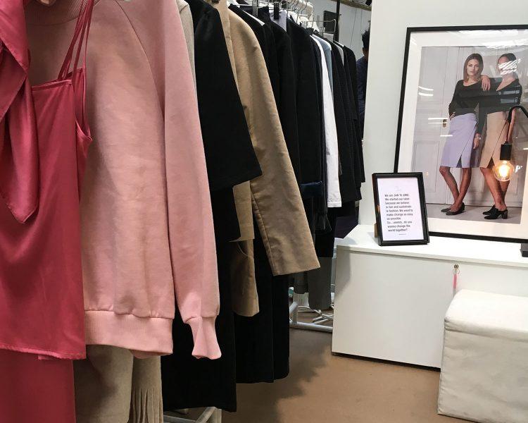 Hightlight: das Slipdress in Pink
