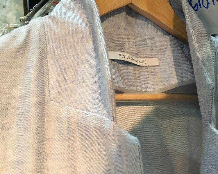 Musthave für die upcoming season - dieser Mantel von Studio Elsien Gringhuis