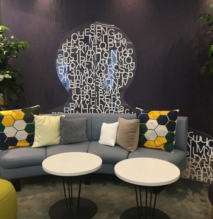 Modern und einladend - ein offenes Lobby-Konzept