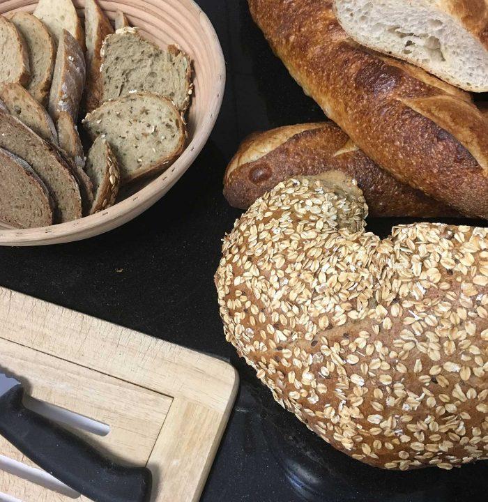 Homemade Bread: Was braucht man mehr?
