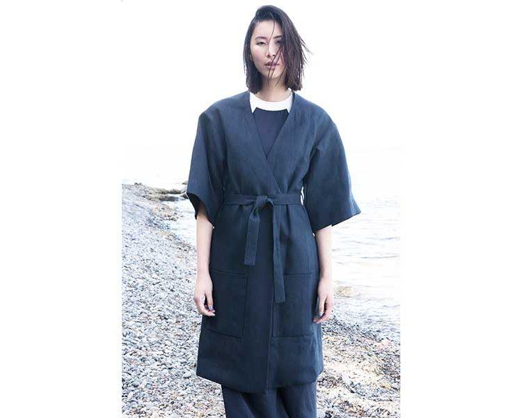Eleganter Kimono-Look (c) Philomena Zanetti