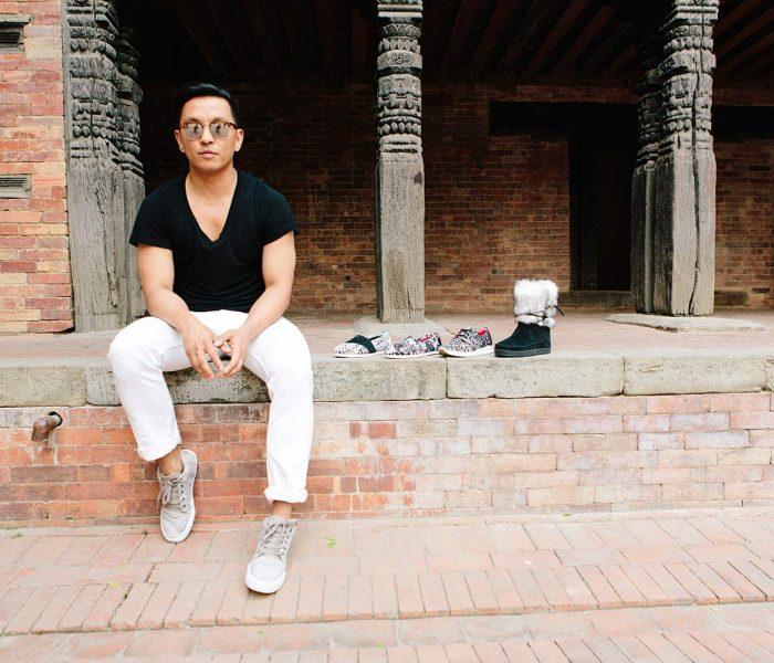 Prabal Gurung möchte etwas an seine Heimat zurückgeben