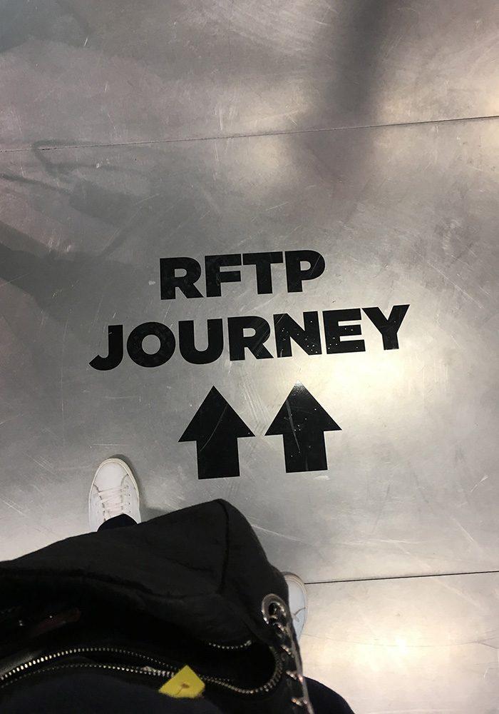 RFTP-Journey: Hier beginnt die Reise zu den G-Star-Meilensteinen