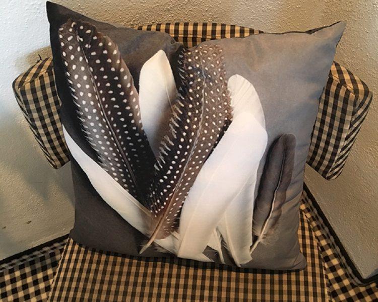 Geschmackvoll und stylish: Kissen im Restaurant