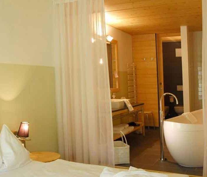 Herrliche Zimmer im Refugium Lindenwirt (c) Green Pearls Unique Places