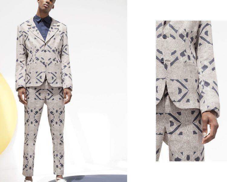 Lässig-elegante Menswear von Rhumaamit Twist