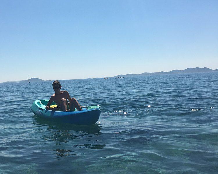Herrlich: Schnocrchel-Ausflüge mit dem Kayak