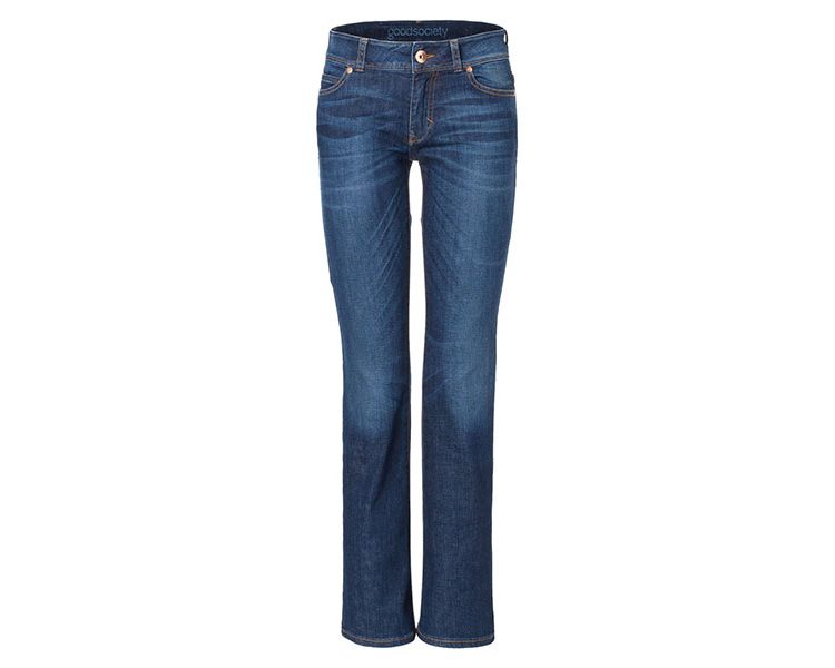 Womens Bootcut Jeans - Kyanos, about 149 Euro