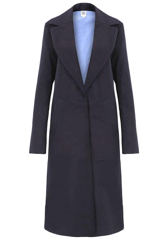 Mega classy - der Longcoat von Jan 'n June